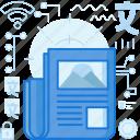article, blog, news, newsletter, newspaper, prodcast