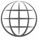 earth, globe, map, planet, sphere, world