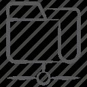 network archive, network folder, remote folder, shared directory, shared folder