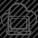 cloud computing, cloud laptop, cloud storage, cloud technology, online network