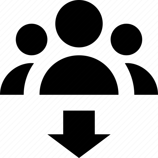 group, leader, team, teamwork, users icon