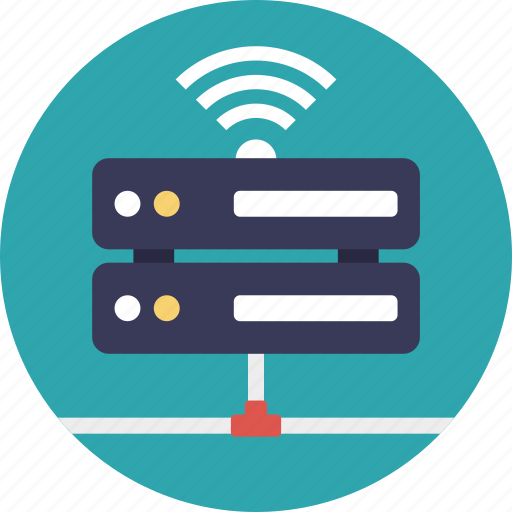 hotspot, wifi connected, wifi network, wifi signals, wireless signals icon