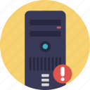error 404, http error, network error, page not found, server error icon