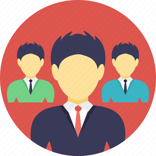 customers, group, people, team, users icon