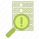 data, error, hosting, infrastructure, network, search, server