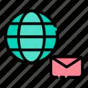 chat, communication, message, network, worldwide