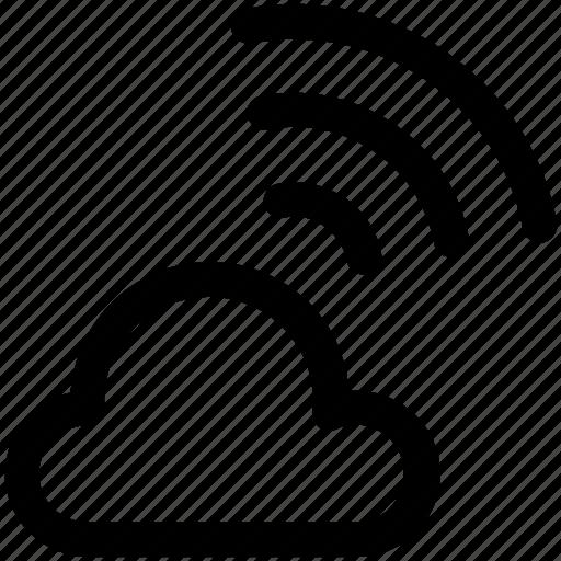 cloud internet, cloud network, internet, network icon icon