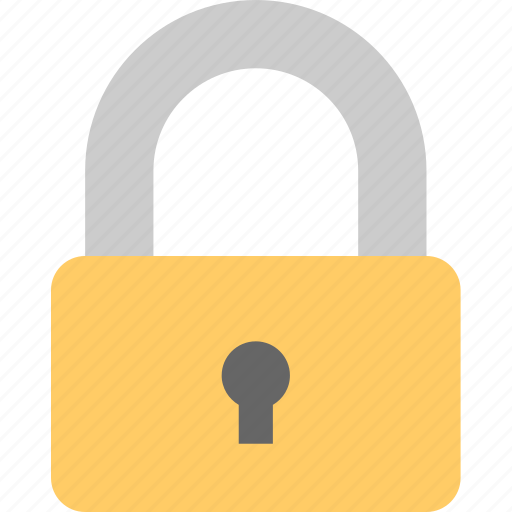 administrator, lock, locked, secure icon