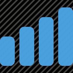 bandwidth, full, signal, signal strength, wifi icon