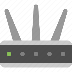 home router, router, router connection, router signal icon