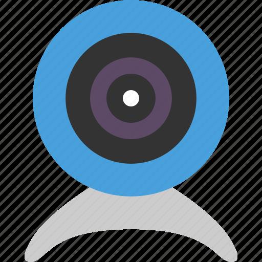 camera, external webcam, pc webcam, webcam icon
