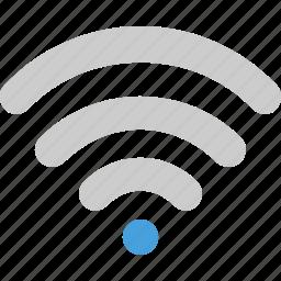 empty signal, low wifi, weak signal, wifi icon