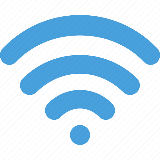 full, internet, strong signal, wifi icon