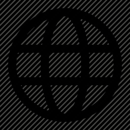 Globe, internet, network, web icon - Download on Iconfinder