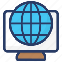 browser, computer internet, computer network, internet browsing, internet connection icon
