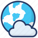 cloud computing, cloud network, cloud services, cloud storage, internet cloud icon