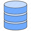 database, save, server, storage icon