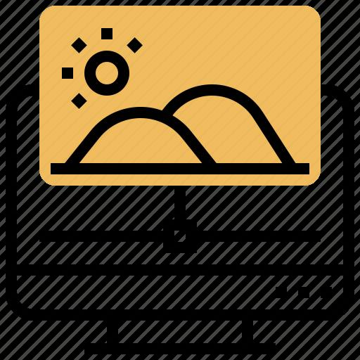 Editor, image, photo, program, sharing icon - Download on Iconfinder