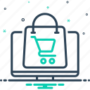cart, consumer, ecommerce, market, online shopping, purchase, store icon