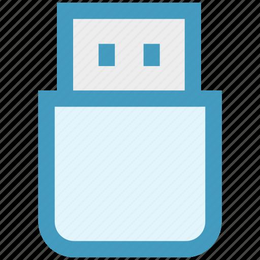 data saver, flash, pen drive, storage, usb, usb stick icon