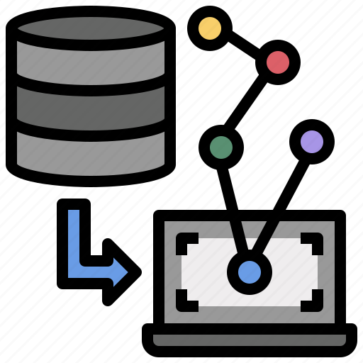 artificial, cloud, computing, intelligence, multimedia, storage, ui icon