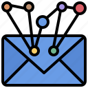 mails, multimedia, envelope, interface, mail, message, email icon
