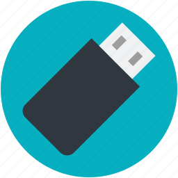 disk device, memory stick, pen drive, usb, usb stick icon