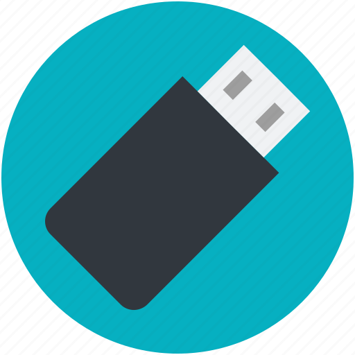 disk device, memory stick, pen drive, usb, usb stick icon