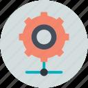 cog, cogwheel, gear, gear wheel, setting