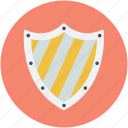 cyberspace firewall, information password, privacy concept, security shield, shield antivirus icon
