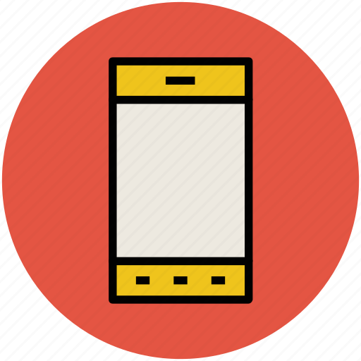 cell phone, cellular phone, mobile, phone, smart phone, tablet icon