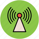 internet, tower signals, wifi internet, wifi signal, wifi tower, wireless internet icon