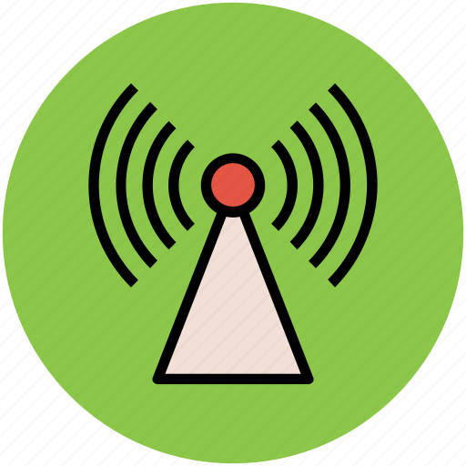internet, tower signals, wifi internet, wifi signal, wifi tower, wireless internet icon