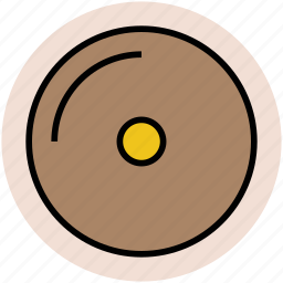 cd, compact disc, dvd, multimedia, storage disc, vinyl icon