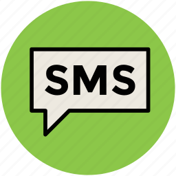 chat balloon, chatting, message balloon, messaging, sms bubble, speech balloon icon