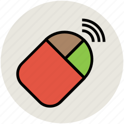 computer mouse, device, hardware device, input device, mouse, wireless mouse icon
