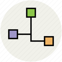 network, network and sharing, network node, network topology, sharing icon
