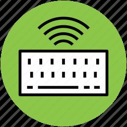 computing device, hardware device, input device, keyboard, wireless keyboard icon