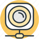 computer accessory, computer equipment, network, video cam, webcam icon