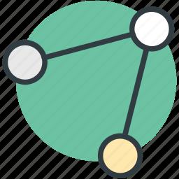 communication, marketing, share sign, social network, web element icon