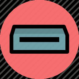 connection, hdmi, port icon