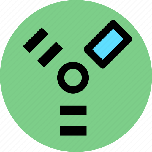 communication, network, port icon