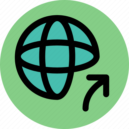 internet, network, website icon