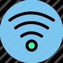 communication, network, wifi, wlan icon