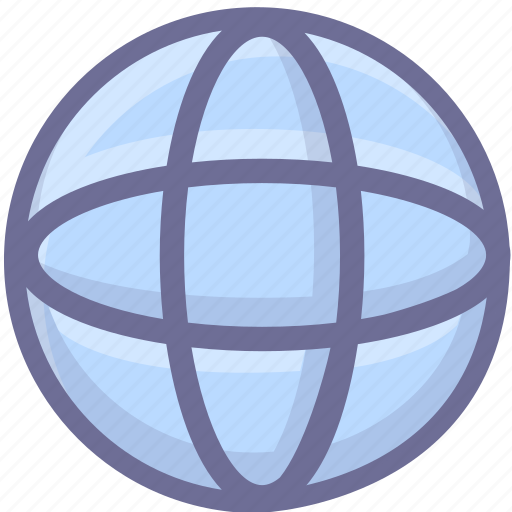earth, internet, network, world icon