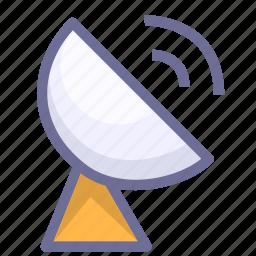 connection, satellite, signal, wireless icon