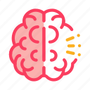 brain, human, medicine, neurology icon