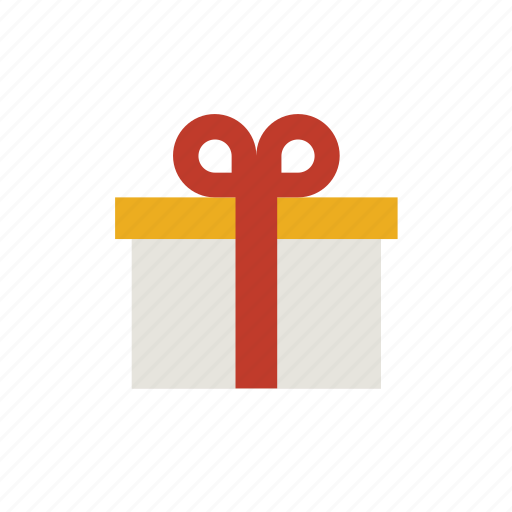 gift, gift box, present, product, shopping icon