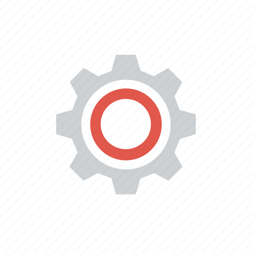 configuration, control, gear, options, preferences, set up, setting, settings, system, tool, work icon