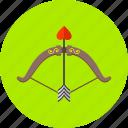 bow, arrow, arrows, celebration, creation, love, romantic